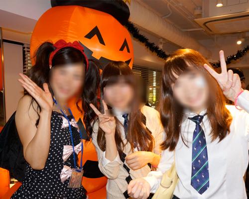 ハロウィンパーティー名古屋盛り上がってます