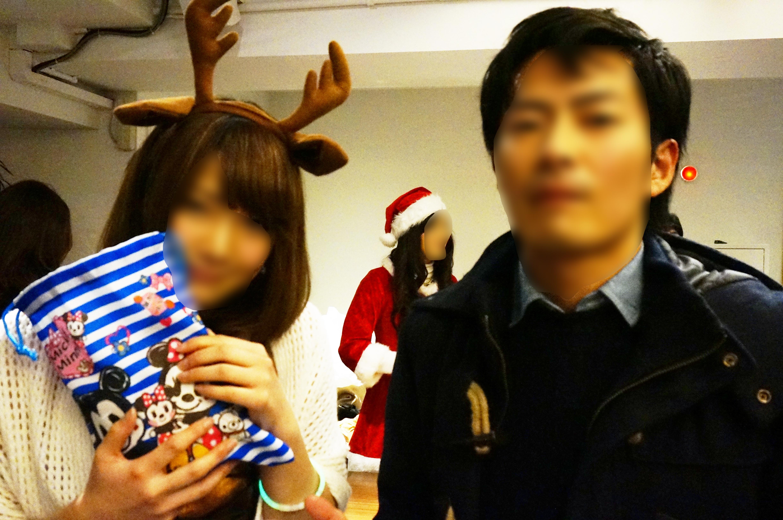 ハロウィンクリスマスパーティー名古屋集合写真