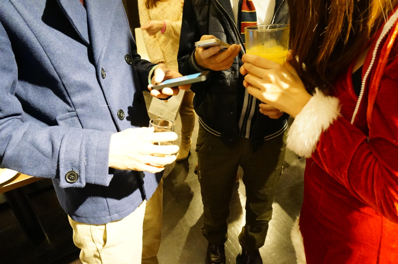 ハロウィンクリスマスパーティー名古屋女性のみ